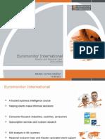 Presentación Euromonitor