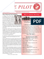 The Pilot -- February 2012 Issue
