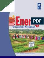 UNDP Energy Brochure