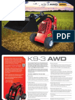 K9-3 AWD Brochure March 2010