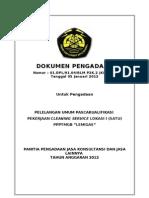 01-Dokumen Pengadaan Pekerjaan Cleaning Service Lokasi-1