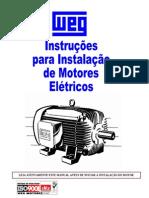 Manual Motor Weg