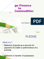 Pledge Finance