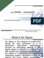Six Sigma - Basic Introduction