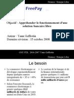 Presentation FreePay & Banque Libre
