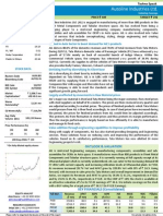 Autoline Industries - Initiating Coverage - August 10