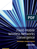 Fixed Wireless Convergence