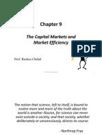 Portfolio Management - Chapter 9