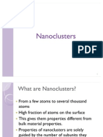 Nano Clusters