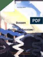 Dossier Evola y el dadaísmo - José Antonio Hernández García