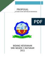 Proposal Ultah Pgri
