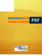Global Energy Report Renewables 2007