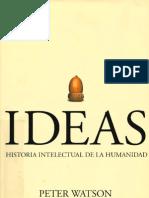 Ideas Historia Intelectual