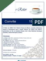 CAFÉ COM O REITOR - CONVITE ORIGINAL