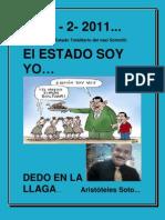 Chavez Se Apodera Del Pais