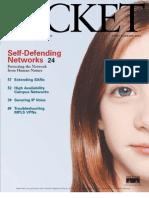 Self Defending Network