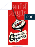 Gregorius - Pendelmagie