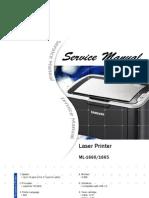 Service Manual ML-1660