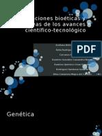 Implicaciones Bioeticas