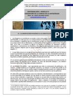 38. CURSO DE EPISTEMOLOGIA
