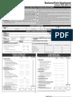 2012-13 Business/Farm Supplement
