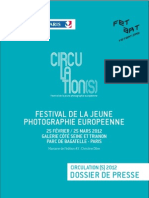 Circulation(s) 2012 - Dossier de Presse