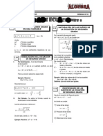 Teoria de Ecuaciones Sem2 Clase Nuevo