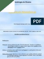 TENDÊNCIAS-PEDAGÓGICAS