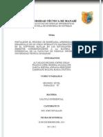 DOCUMENTO DE PROYECTO