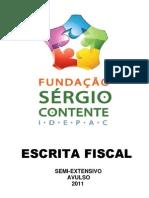 Escrita Fiscal - 2º Sem 2011