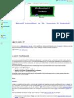 Taller Medio-WEB 2.0