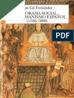 L. Gil, Panorama social del Humanismo español (1997)