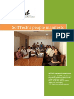 SoftTechs People Manifesto