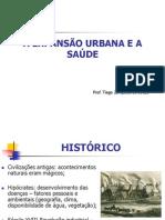AEXPANSÃOURBANAEASAÚDE