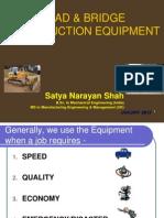 Road and Bridge Construction Equipment