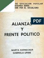Alianzas y Frente Politico 12