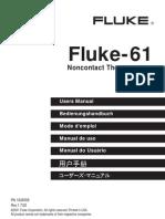 Fluke 61 Manual Umeng0100