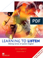 Learning to Listen Student's Book 3
