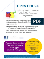 Open House Planning Group Poster1