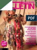 Winter 2011-2012 Runnymede Bulletin (Older People)