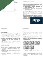 Fundamental Steps in Digital Image Processing.