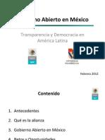 Ppt OGP Univ Panamericana México