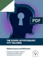 School of Psychology Brochure Feb 20121