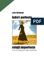 Iubiri Perfecte Relatii Imperfecte Exercitii