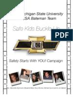 2008 MSU Bateman Campaign