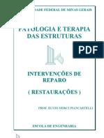 Patologia e Terapia Das Estruturas