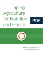 Improving Agriculture for Nutrition and Health