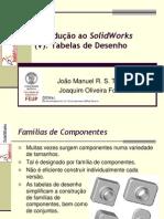 SolidWorks tABELAS