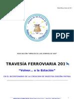 Carpeta Oficial Amigos de las Zorras 2012