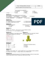 Tema 5. El Sistema Metrico Decimal.